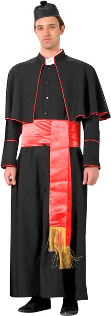 Roman Catholic Bishop Theater Costume