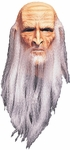 Merlin Wizard Costume Mask