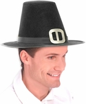 Adult Pilgrim Man Costume Hat