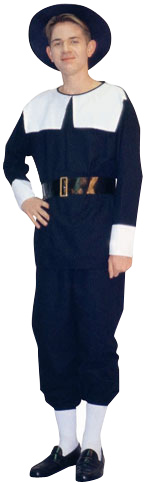 Adult Pilgrim Costume 20