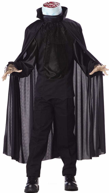 Child's Headless Horseman Costume