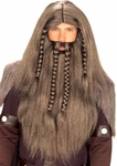 Adult Supreme Viking Wig And Beard Set