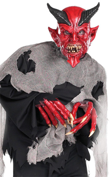 Easy Evil Devil Costume