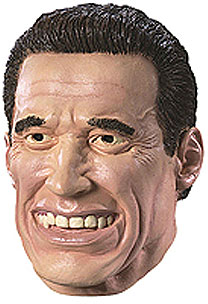 California Governor Mask