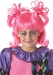 Child's Pink Cutie Clown Wig