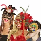 Masquerade Masks by Color