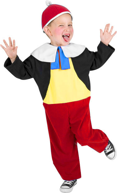 Child's Tweedle Dee Costume