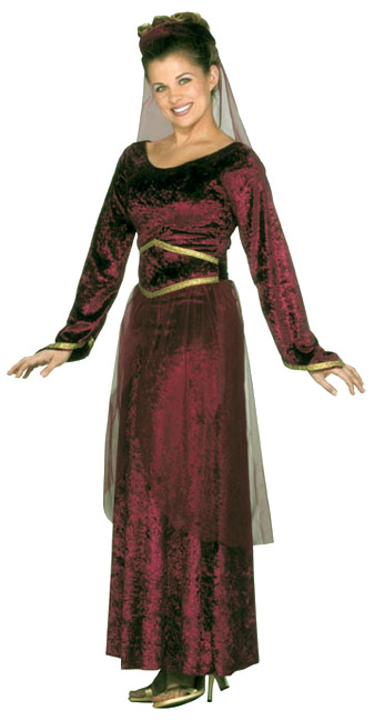 Adult Princess Marion Costume