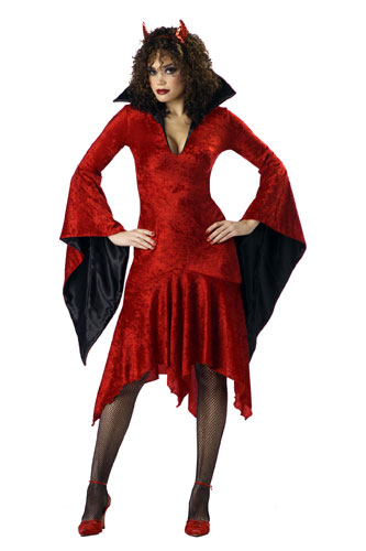 Premier She Devil Costume