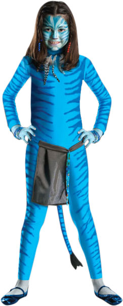 Child's Avatar Neytiri Costume