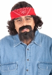 Tommy Chong Costume Kit