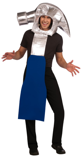 Adult Hammer Costume