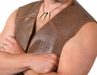 Crocodile Dundee Costume Necklace