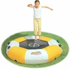Kid's Inflatable Trampoline