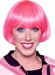 Women's 50s Style Pink Ladies Wig