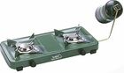 Two Burner Propane Camping Stove