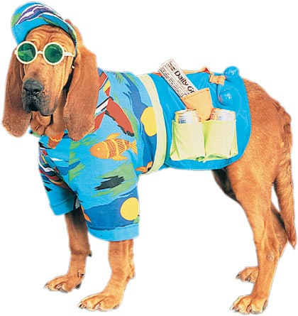 Party Animal Dog Costume