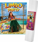 Hawaiian Luau Party Limbo Game Set