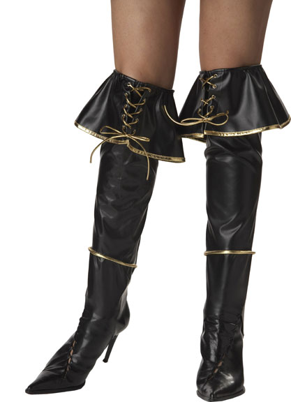 Sexy Pirate Boot Covers