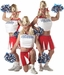 Men's Varsity Cheerleader Costume