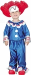 Toddler Bozo the Clown Costume