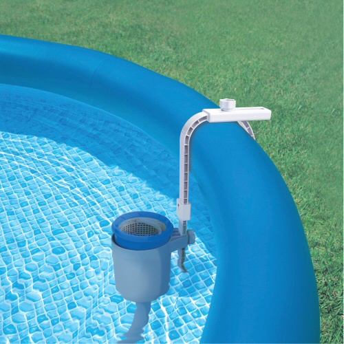 Skimbi Surface Skimmer for Summer Escapes Pools