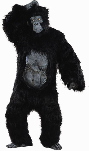 Adult Super Deluxe Gorilla Costume