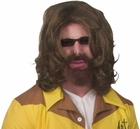 The Big Lebowski Costume Wig And Beard