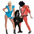 Celebrity Musician Costumes