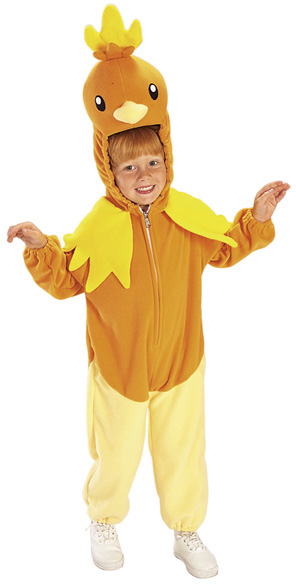 Child's Pokemon Torchic Costume