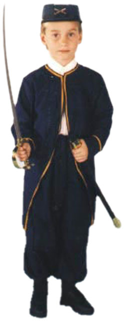 Child's Union Soldier Uniform Costume