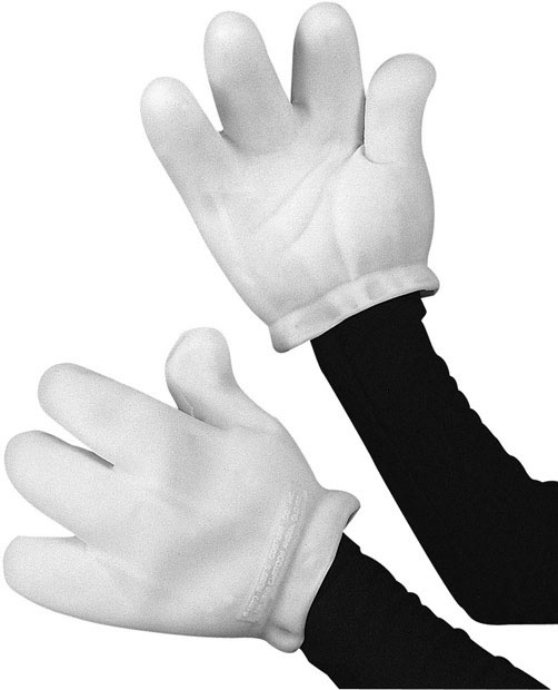 Adult Jumbo Cartoon Gloves