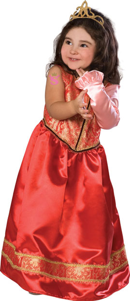 Child's Shrek Snow White Princess Costume