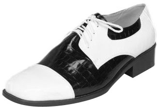 Men's Oxford Costume Shoes