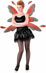 Adult Autumn Firefly Costume Wings