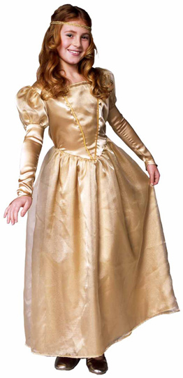 Child's Fantasy Queen Costume