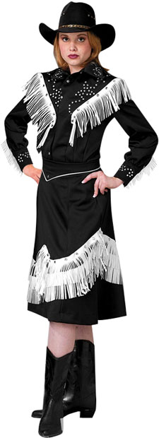 Annie Oakley Theater Costume