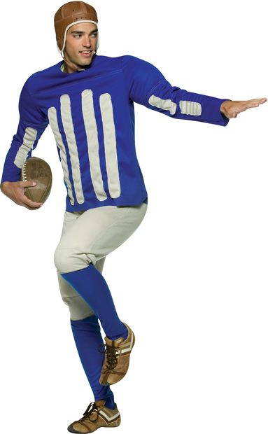 Adult Leatherheads Football Player Costume
