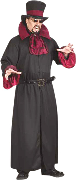 Adult Duke Jack The Ripper Costume