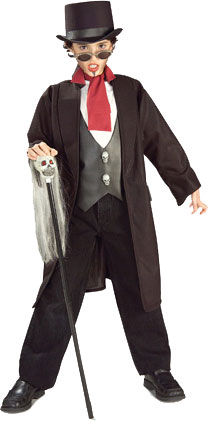 Child's Jack the Ripper Costume