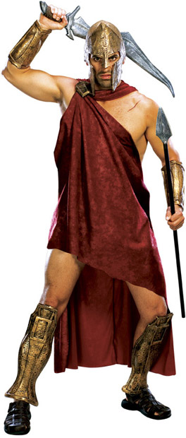 Spartan 300 Movie Costume