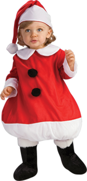 Toddler Jolly St. Nick Costume