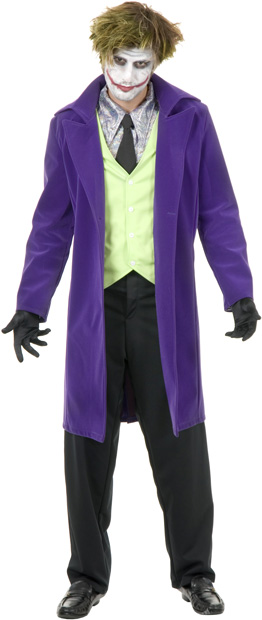 Adult Super Deluxe Joker Costume