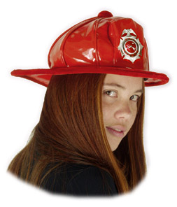 Sexy Firefighter Hat