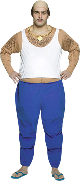 Adult Aqua Teen Hunger Force Carl Costume