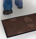 Large Miracle Hall Runner Mat