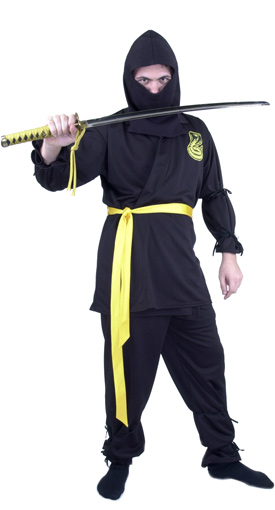 Adult Cobra Ninja Costume