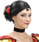 Woman's Spanish Senorita Wig
