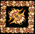 Laughing & Flaming Skulls Bandanas
