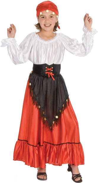 Child's Gypsy Costume